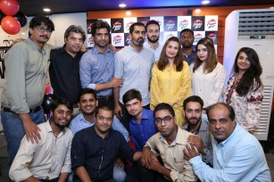 [Press Release] Pizza Hut adds another branch to its food chain in Karachi (4)