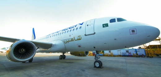 Urdu Photo Release (FV) - SAI Fifth Airbus A319-1