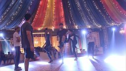 [Press Release] The Multitalented Osman Khalid Butt turns Choreographer for the Upcoming Movie 'Parchi' (1)