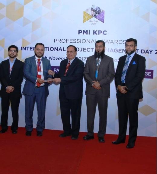 Urdu Cap PMI KPC - PMO of the Year Award.jpg