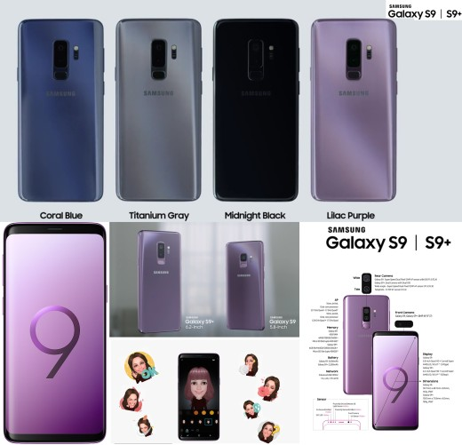 Samsung-S9 and S9