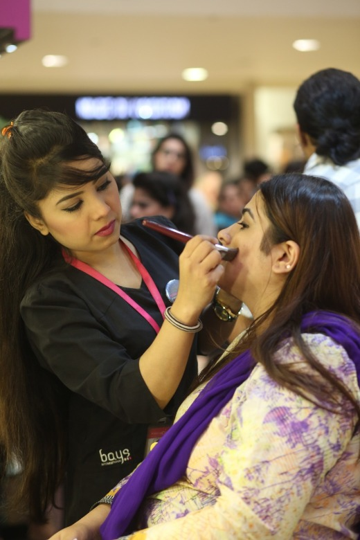 [Press Release] Make-Up City Celebrated International Women's Day (5)