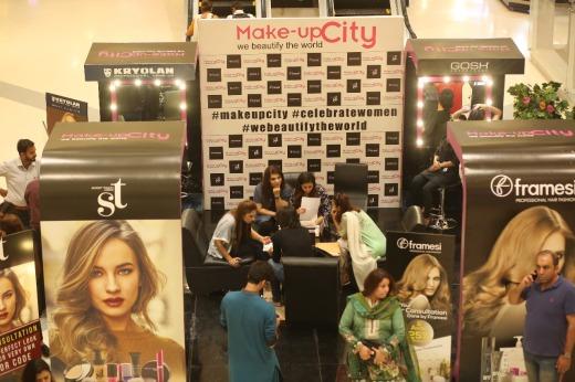[Press Release] Make-Up City Celebrated International Women's Day (8)