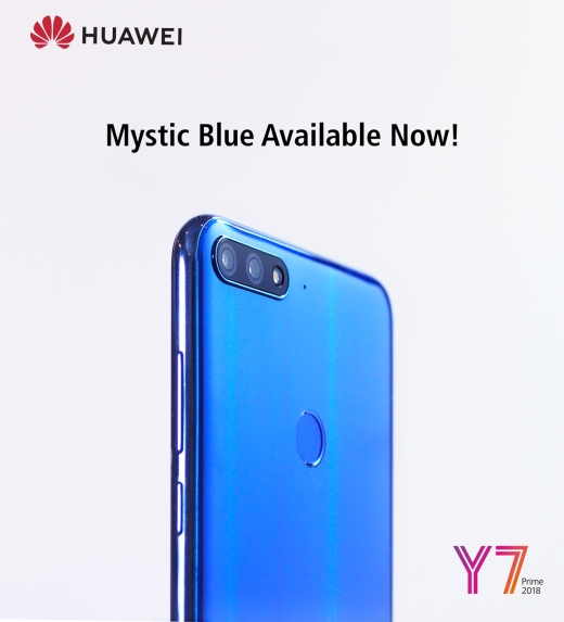 [English Photo Release] (FV) - HUAWEI Y7 Prime 2018