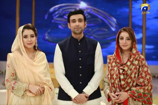 "Geo Tv ""Ittehad Ramzan"" transmission grabbing the full attention ..."
