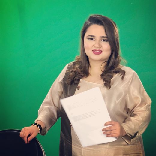 Faiza Saleem - A Mirthful Humorist - To have her own TV show on HUM News