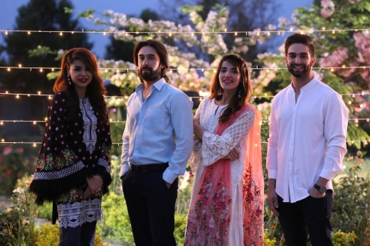 Hareem Farooq and Ali Rehman Khan_s Drama 'Main Khayal Hoon Kisi Aur Ka_ To Go On Air from 23rd June 2