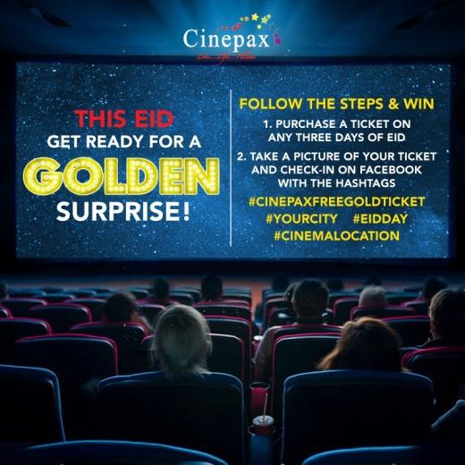 [Press Release] - Eid Surprise by Cinepax