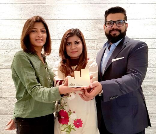 Shan Foods Effie Award win (1)