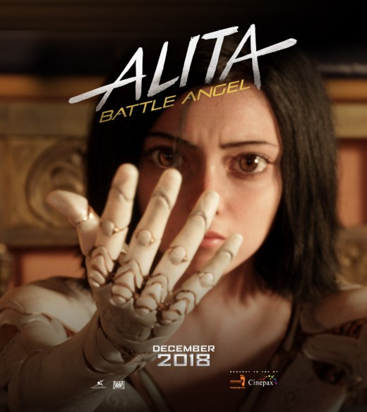 NEWS BYTE -ALITA - Battle Angels Trailer Launched at Cinepax - A Mega Movie by Visionary Filmmakers James Cameron and Robert Rodriguez (2)