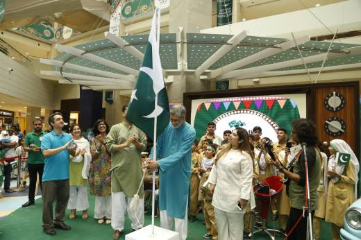 Dolmen Mall Amplifies Independence Day Celebrations in Karachi 03