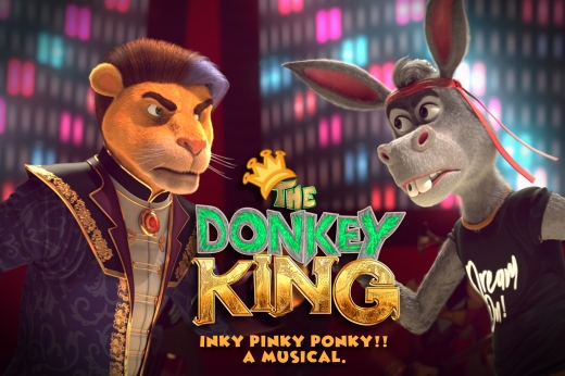 [News Byte] - The Donkey King New Song Release _Inky Pinky Ponky_ - A delightful Battle of the Maestros