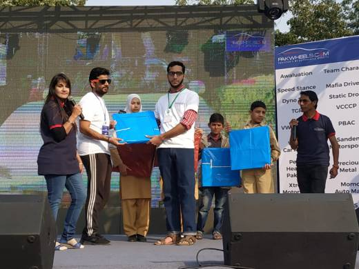 The Citizens Foundation & PakWheels collaborate for the 6th Auto Show in Karachi (3)