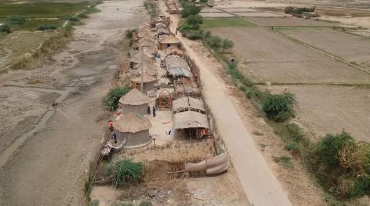 The transformation of Makli village