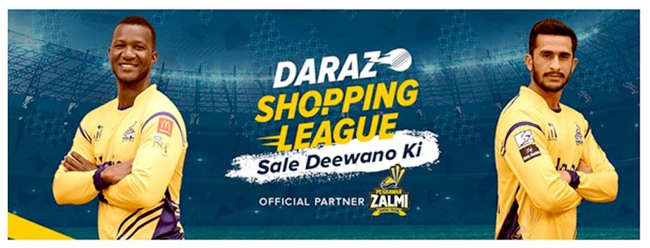 Daraz-Peshawar Zalmi