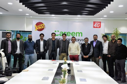 Jazz and Careem Join Hands for Customer Facilitation