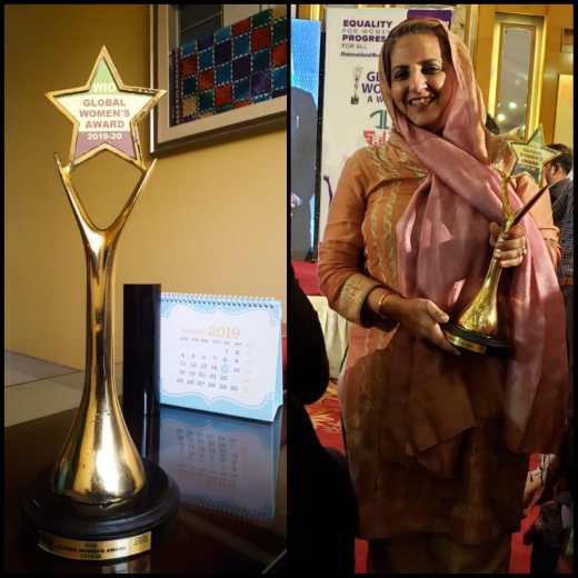 3rd Global Women's Award