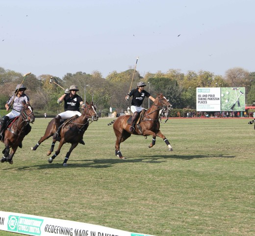 ISL National Open Polo Championship for the Quaid-e-Azam Gold Cup 2019 F...