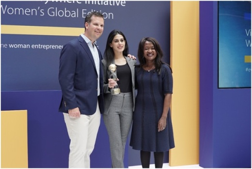 Visa Photo Release 1 - Winners of Visa Everywhere Initiative Announced (July 04, 2019)