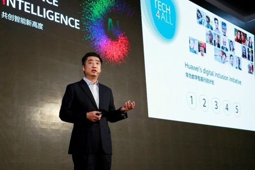 Huawei Photo Release - Huawei's Deputy Chairman Ken Hu gave a speech at the TECH4ALL Summit (Sep 18, 2019).jpg