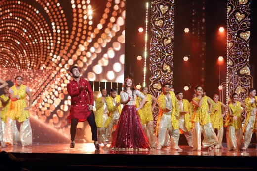 Performance by Hania Aamir and Azan Sami Khan
