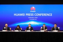 Huawei Press Conference Dec 6