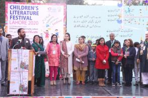 CLF Lahore Photo Release (Day 1) - 64thChildren's Literature Festival kicks off in Lahore with a bang (Jan 21, 2020)