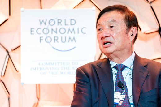 Huawei Photo Release - Huawei Founder and CEO, Ren Zhengfei