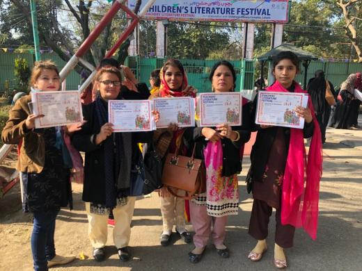 Photo Release Day-3 TLF - Teacher's Literature Festival encourages the learning Pakistan needs (23 Jan,2020)
