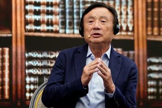 Huawei Photo Release - Ren Zhengfei, CEO of Huawei