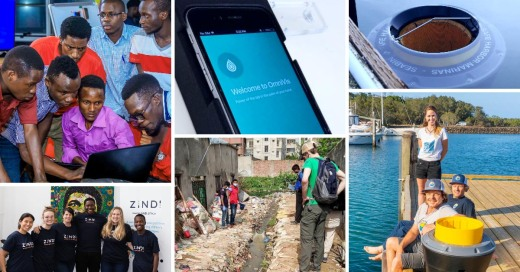 Microsoft Photo Release - Empowering social entrepreneurs to achieve more using technology (Mar 03, 2020)