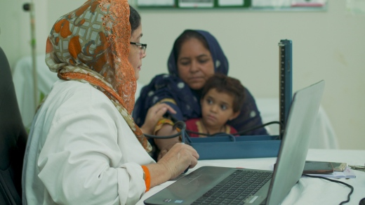 Microsoft Photo Release 1 - Telemedicine providing virtual consultations to patients across Pakistan during COVID19 (May 09, 2020)
